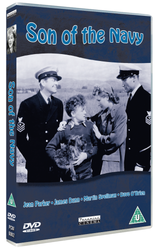 Son of the Navy DVD
