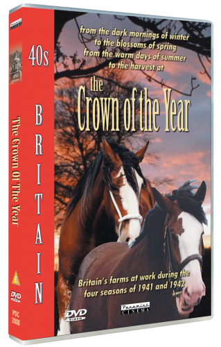 The Crown of the Year DVD
