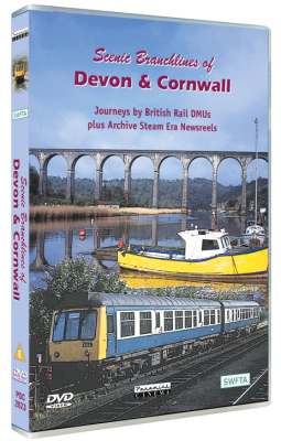 Scenic Branchlines of Devon & Cornwall DVD