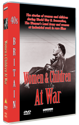 Women & Children at War DVD