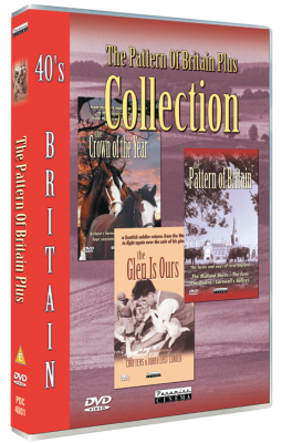 The Pattern of Britain Plus Collection DVD