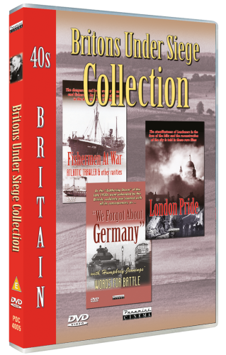 Britons Under Siege Collection DVD