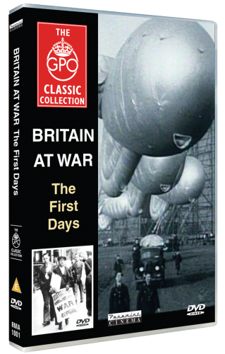 Britain at War: The First Days DVD