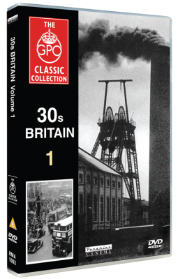30s Britain Vol 1: Granton Trawler DVD