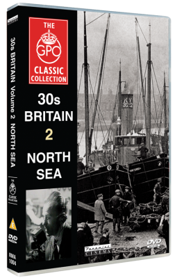 30s Britain Vol 2: North Sea DVD