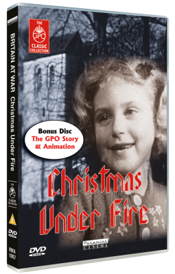 Christmas Under Fire DVD