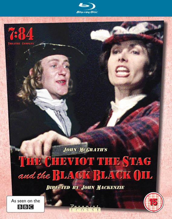The Cheviot the Stag and the Black Black Oil Blu-ray