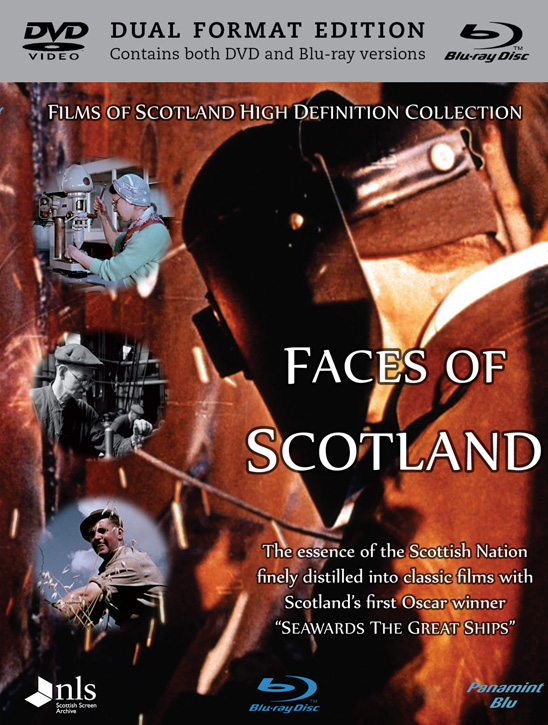 Faces of Scotland Dual Format