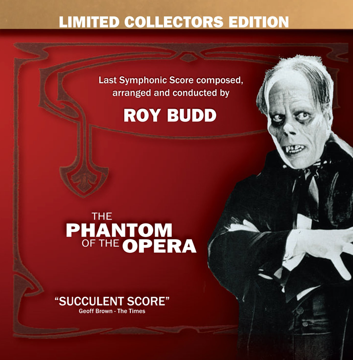 The Phantom of the Opera: Roy Budd Symphonic Score CD