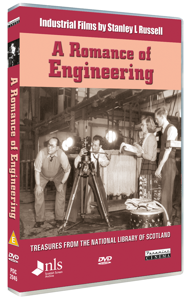 A Romance of Engineering DVD